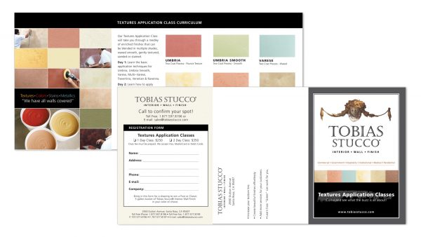 Sonoma County Printed Literature Design & Production