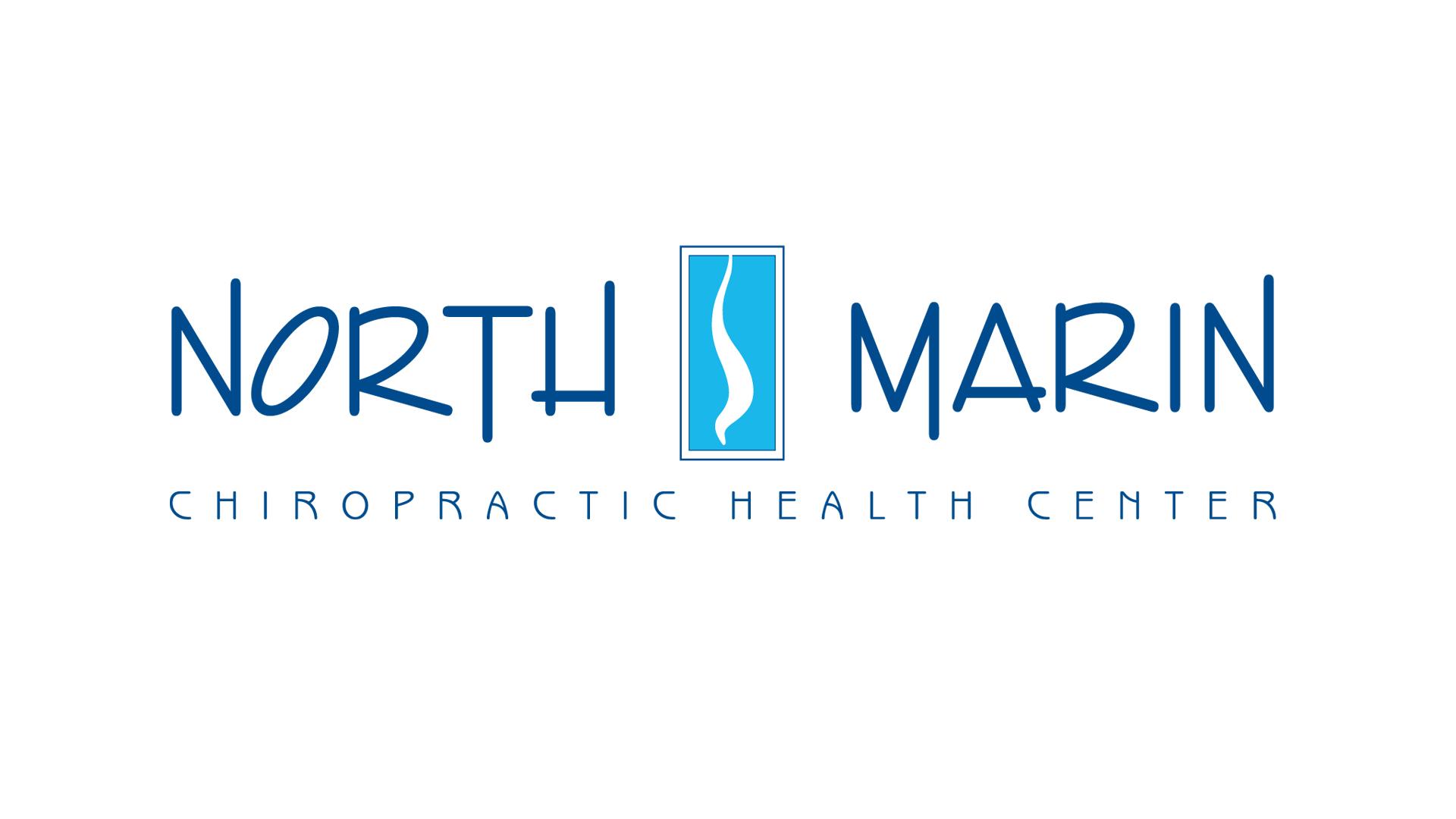North Marin Chiropractic Health Center Logo Design