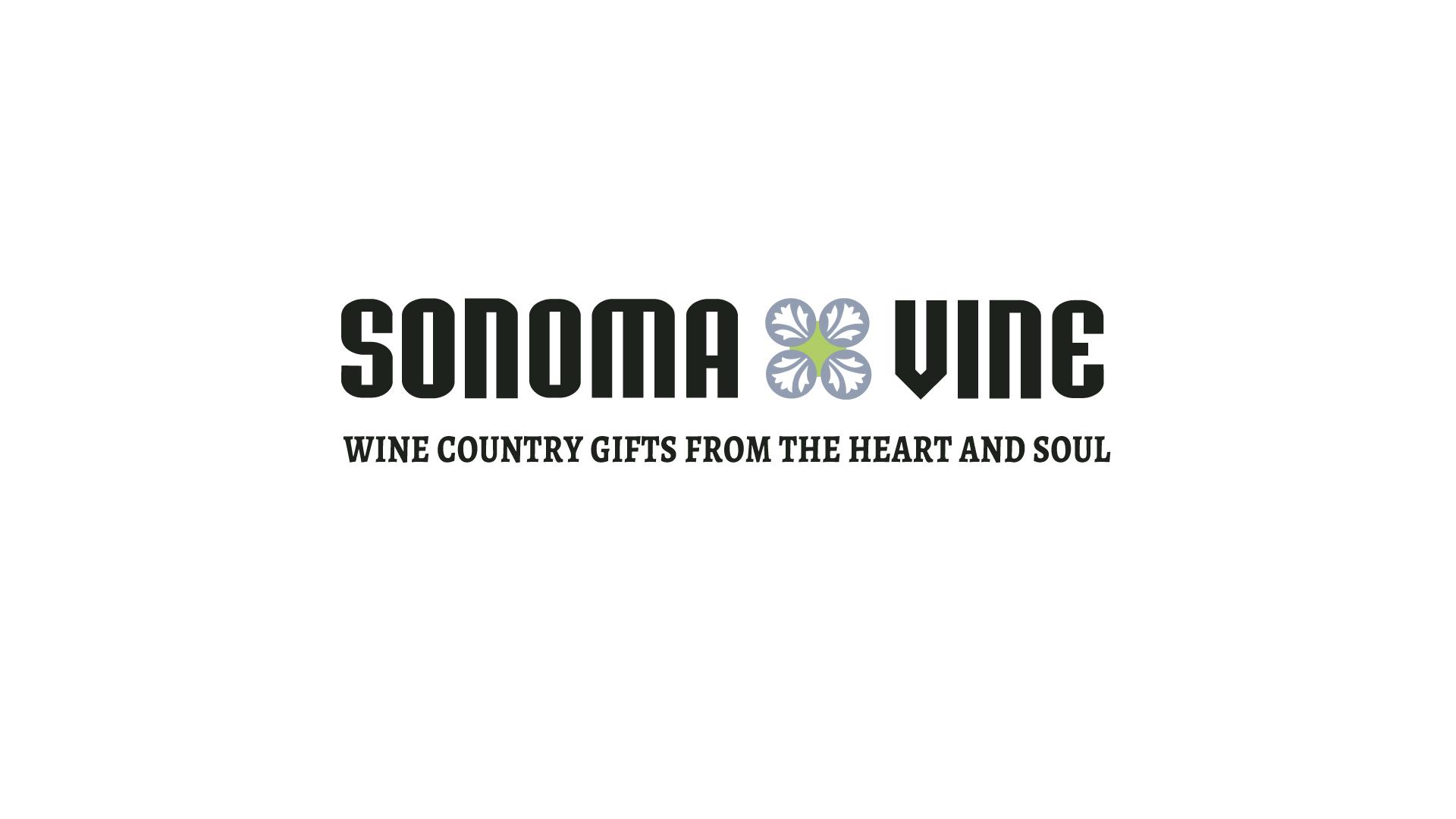 Sonoma County Wine Country Logo