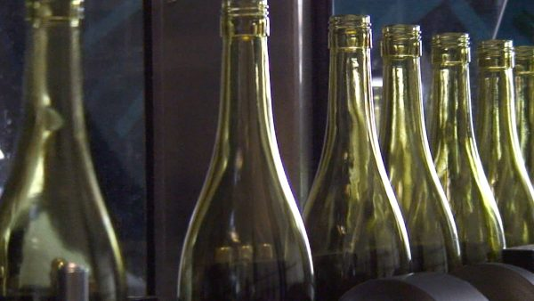 Wine Bottling in Sonoma County video production