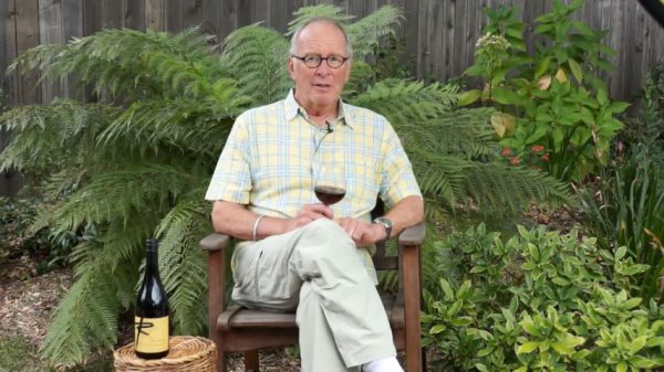 Chef John Ash wine promotion video production