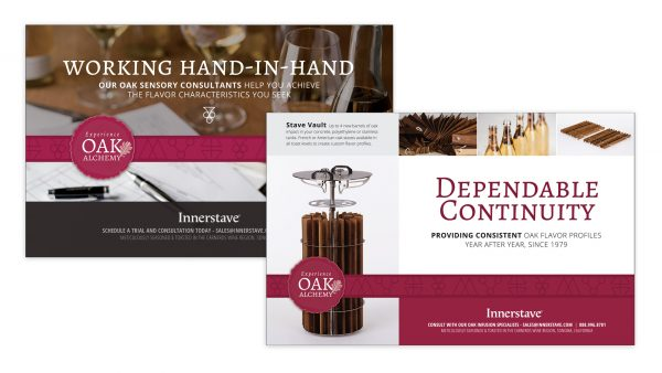 Innerstave Wine Business Monthly Ads